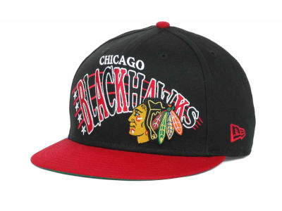 Chicago Blackhawks NHL Stardon 9FIFTY Snapback Hats
