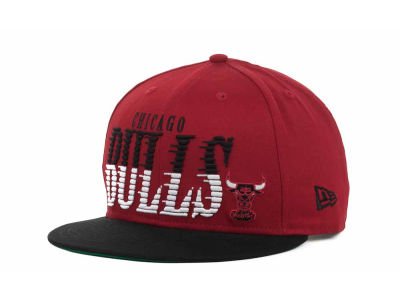 Chicago Bulls NBA Hardwood Classics Shoot Out 9FIFTY Snapback Hats