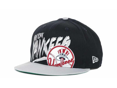 New York Yankees MLB Scribbs 9FIFTY Snapback Hats