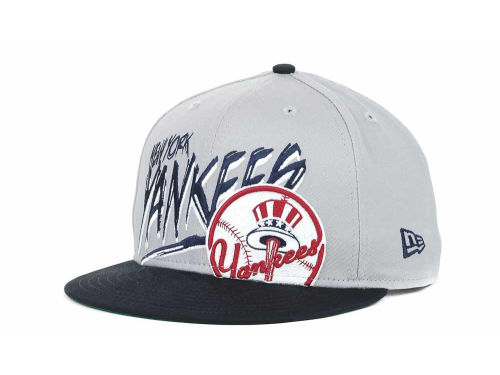 New York Yankees New Era MLB Scribbs 9FIFTY Snapback Hats