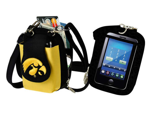Iowa Hawkeyes Purse Plus With Touch Screen