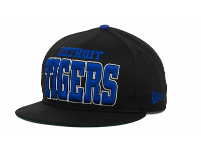 Detroit Tigers MLB Solid 9FIFTY Snapback Hats