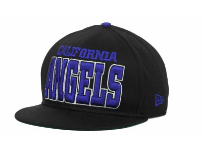 Los Angeles Angels of Anaheim MLB Solid 9FIFTY Snapback Hats