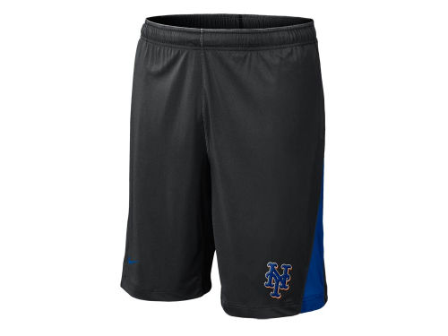 New York Mets Nike MLB AC Dri-Fit Training Short 12