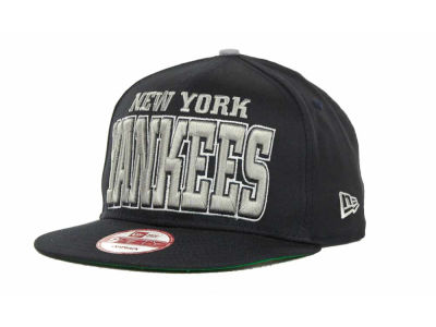 New York Yankees MLB Solid 9FIFTY Snapback Hats
