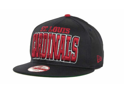 St. Louis Cardinals MLB Solid 9FIFTY Snapback Hats