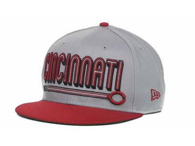 Cincinnati Reds MLB Showtime 9FIFTY Snapback Hats