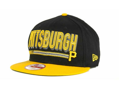 Pittsburgh Pirates MLB Showtime 9FIFTY Snapback Hats