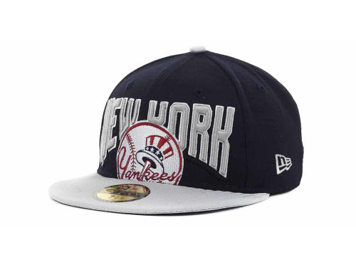 New York Yankees New Era MLB New Arch 59FIFTY Hats
