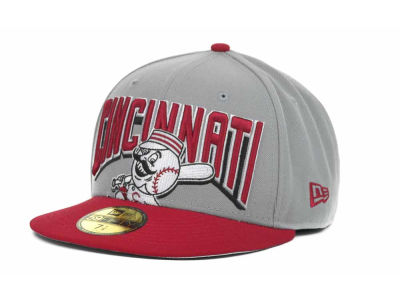 Cincinnati Reds MLB New Arch 59FIFTY Hats