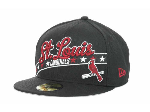 St. Louis Cardinals New Era MLB Retro Star 59FIFTY Hats