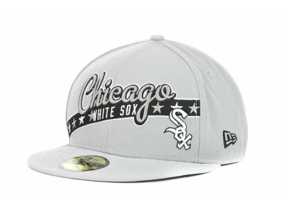 Chicago White Sox MLB Retro Star 59FIFTY Hats