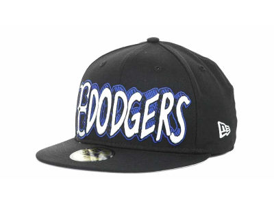 Brooklyn Dodgers MLB The Ice 59FIFTY Hats