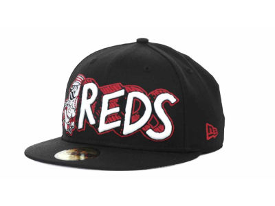 Cincinnati Reds MLB The Ice 59FIFTY Hats