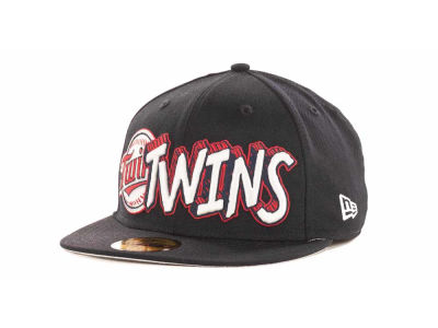 Minnesota Twins MLB The Ice 59FIFTY Hats