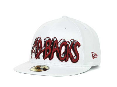 Arizona Diamondbacks MLB The Ice 59FIFTY Hats