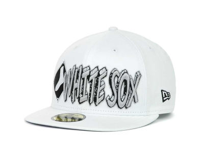 Chicago White Sox MLB The Ice 59FIFTY Hats