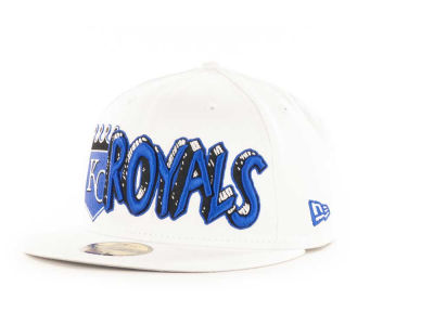 Kansas City Royals MLB The Ice 59FIFTY Hats