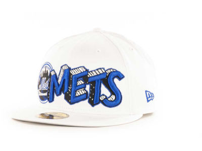 New York Mets MLB The Ice 59FIFTY Hats