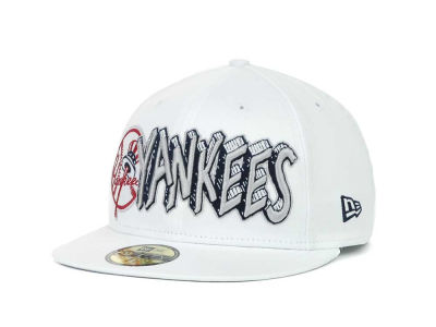 New York Yankees MLB The Ice 59FIFTY Hats