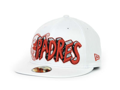 San Diego Padres MLB The Ice 59FIFTY Hats
