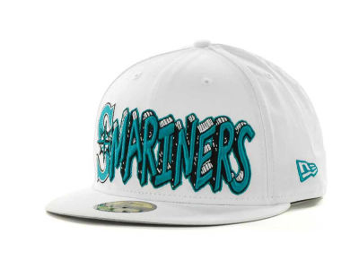 Seattle Mariners MLB The Ice 59FIFTY Hats