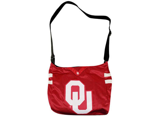 Oklahoma Sooners Little Earth MVP Jersey Tote