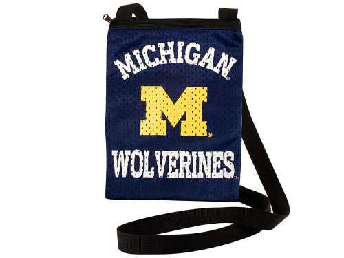 Michigan Wolverines Little Earth Gameday Pouch