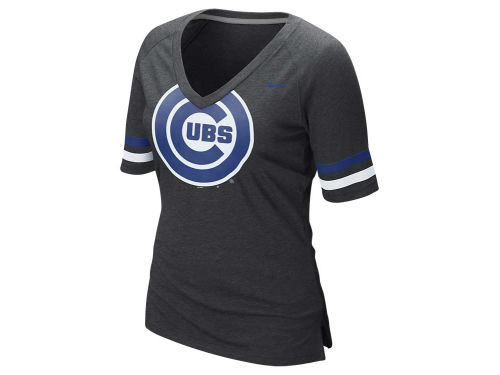Chicago Cubs Nike MLB Womens SSNL Fan T-Shirt