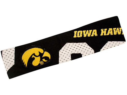 Iowa Hawkeyes Little Earth Fan Band Headband