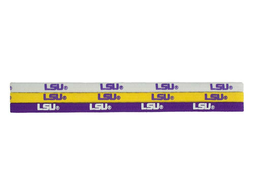 LSU Tigers Little Earth Elastic Hair Band