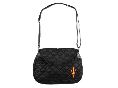 Arizona State Sun Devils Quilted Saddlebag