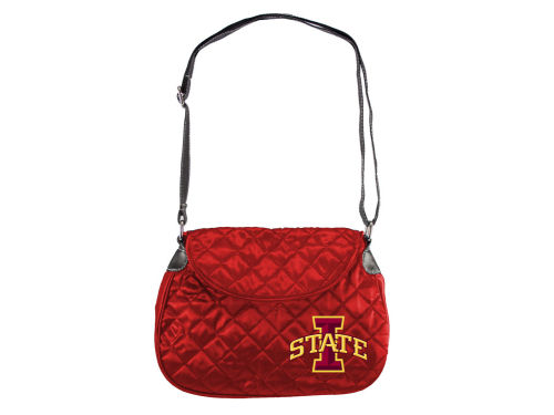Iowa State Cyclones Little Earth Quilted Saddlebag
