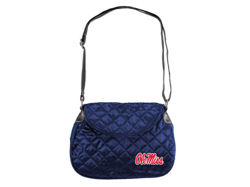 Mississippi Rebels Little Earth Quilted Saddlebag