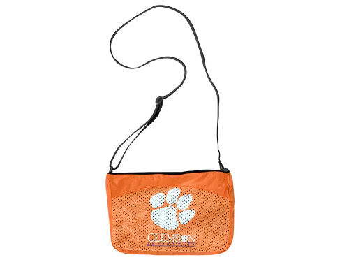 Clemson Tigers Little Earth Mini Jersey Purse