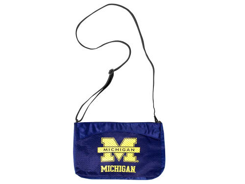 Michigan Wolverines Mini Jersey Purse