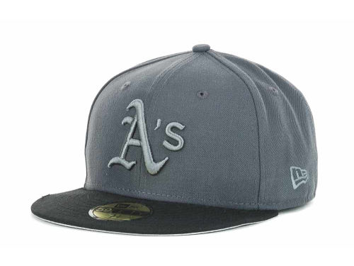 Oakland Athletics New Era MLB AG Tone 59FIFTY Hats
