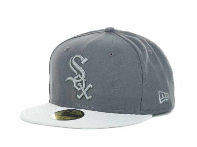 Chicago White Sox MLB AG Tone 59FIFTY Hats