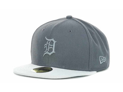 Detroit Tigers MLB AG Tone 59FIFTY Hats