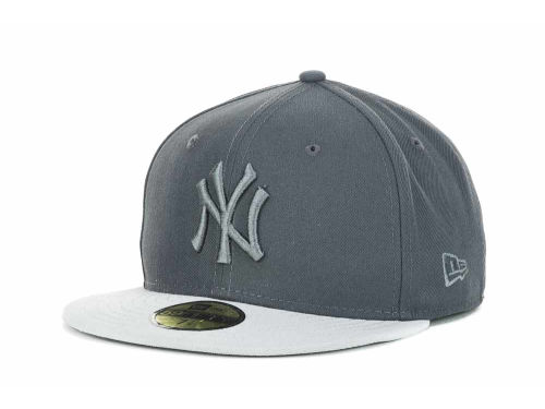 New York Yankees New Era MLB AG Tone 59FIFTY Hats