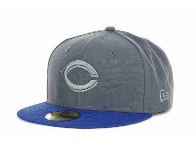 Cincinnati Reds MLB AG Tone 59FIFTY Hats