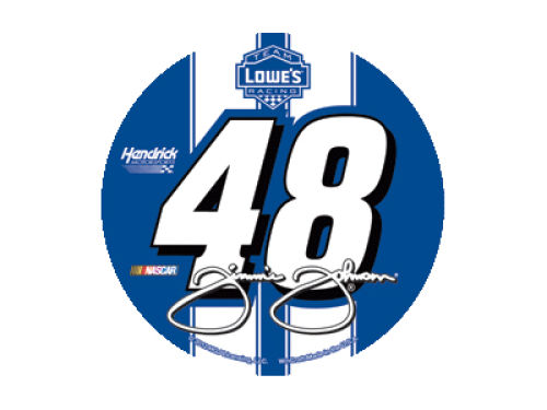 Jimmie Johnson Wincraft NASCAR 3