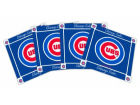 Chicago Cubs Ceramic Coasters Set Of 4 Kitchen & Bar