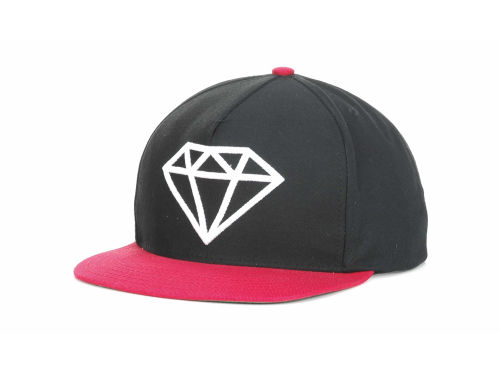 Diamond Rock Snapback Cap Hats
