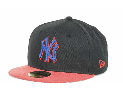 New York Yankees New Era MLB All Leagues 59FIFTY Hats