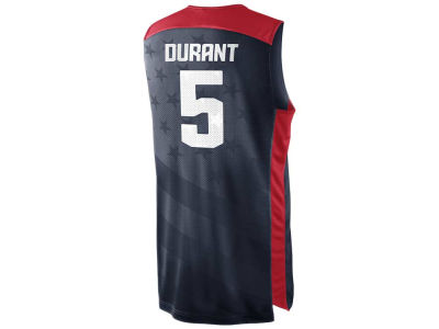 Haddad Brands Durant Youth 2012 Olympics Replica Jersey