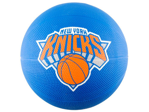 New York Knicks Primary Logo Ball Size 3 Unboxed