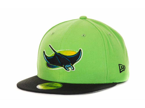 Tampa Bay Rays New Era MLB Cooperstown 59FIFTY Hats