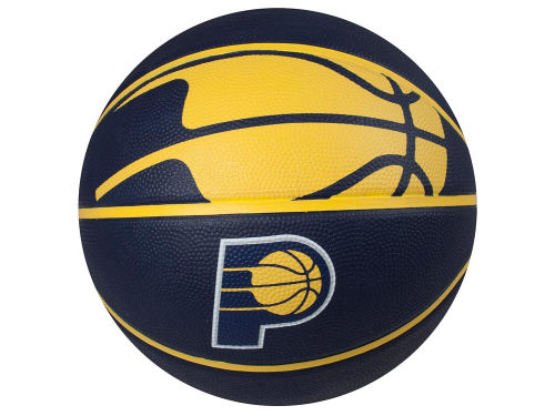 Indiana Pacers Courtside Ball Size 7 Boxed