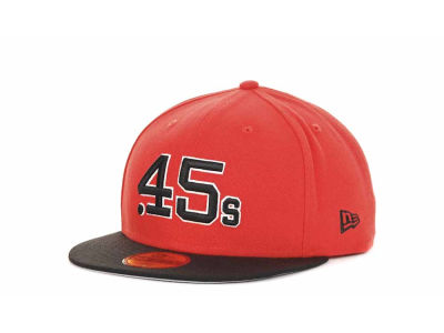 Houston Colt 45s MLB Cooperstown 59FIFTY Hats